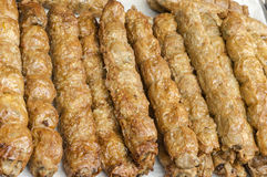 Deep Fried Vegetable Rolls Royalty Free Stock Image