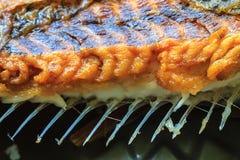 Deep Fried whole fish Royalty Free Stock Photos