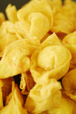 Deep Fried Wonton Royalty Free Stock Photography
