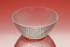 Deep glass ware Royalty Free Stock Photos
