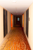 A Deep Hallway Stock Images