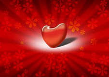 DEEP HEART. Life is heart you for this heart now very time Royalty Free Stock Photo