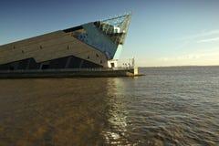 The Deep, Kingston-on-Hull, Yorkshire. royalty free stock photos