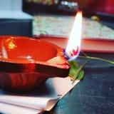 Deep lamp royalty free stock photos