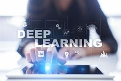 Free Deep Machine Learning, Artificial Intelligence In Smart Factory Or Technology Solution. Royalty Free Stock Images - 162966459