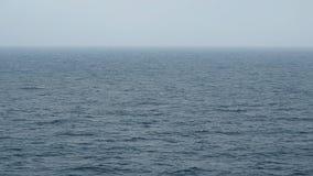Deep Ocean offshore stock video