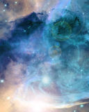 Deep outer space Royalty Free Stock Photos