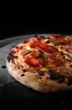 Deep Pan American Hot Pizza Royalty Free Stock Image