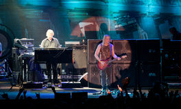 Deep Purple live in Cyprus Stock Photo