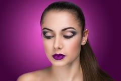 Deep purple photo Royalty Free Stock Photos