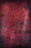Deep Red Background Grunge Royalty Free Stock Photography