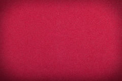 Deep red paper texture Stock Image