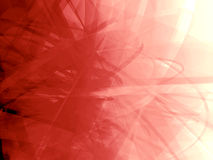 Deep red tangle Stock Images