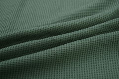 Deep rifle green made by cotton fiber Royalty Free Stock Image