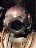 Deep-sea diving suit Royalty Free Stock Photos