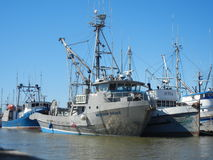Deep Sea Trawlers Royalty Free Stock Photo