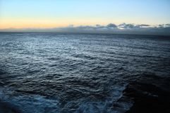 The Deep Sea At Watsons Bay stock images