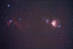 Deep sky object Royalty Free Stock Photo