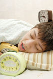 Deep sleep Stock Images