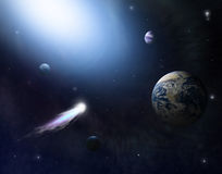 Deep Space 2 Royalty Free Stock Photo