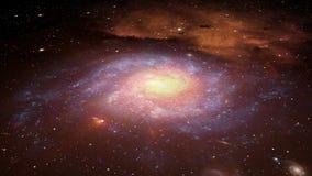 Deep Space Galaxy & Stars