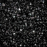 Deep Space stars background Stock Photography