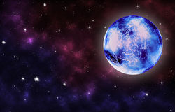 Deep Space Stock Image