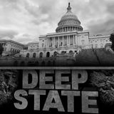 Deep State Politics Concept Royalty Free Stock Photo