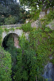 Deep valley of the mills in Sorrento Royalty Free Stock Photo