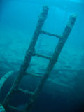 deep wreck dive negros philippines royalty free stock photos