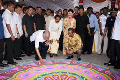Deepavali Celebration Royalty Free Stock Image