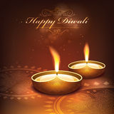 Deepavali festival design Stock Photography