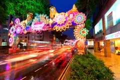 Deepavali singapore Stock Photography