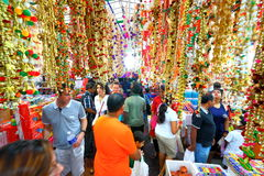 Deepavali singapore Stock Photo