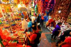 Deepavali singapore Royalty Free Stock Photos