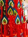 Deepawali-Feier Lizenzfreies Stockfoto