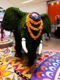 Deepawali-Feier Stockbild