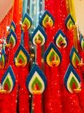 Deepawali-Feier Stockbilder
