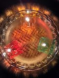 Deepawali oder diwali Lizenzfreies Stockbild
