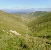 Deepdale, Lake District Royalty Free Stock Photography