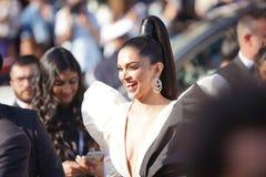 Deepika Padukone atende à seleção de fotografia de stock royalty free