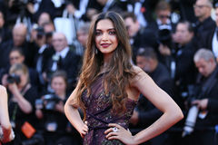 Deepika Padukone Attends The `Ismael`s Ghosts Les Fantomes D`Is Royalty Free Stock Image