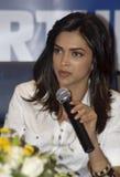 Deepika Padukone, Indian Actress stock photos
