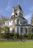 Deepwood博物馆和庭院萨利姆俄勒冈 库存图片