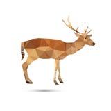 Deer abstract Stock Photos