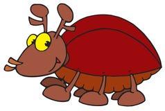 Deer bug (vector clip-art) Stock Images
