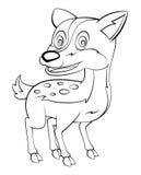 Deer Cartoon Royalty Free Stock Image