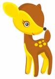 Deer cartoon Royalty Free Stock Photography