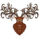 Deer color Stock Image