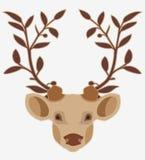 Deer head. Stock Image